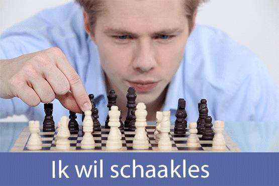 Ik wil schaken