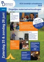poster DCA andelijk Schaakkamp