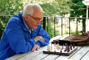 Prive schaaktraining Jop Delemarre